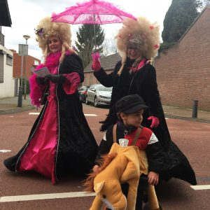 Carnaval in our village